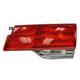1ALTL01659-2008-10 Honda Odyssey Tail Light Passenger Side