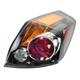 1ALTL01665-2010-12 Nissan Altima Tail Light Passenger Side