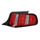 1ALTL01623-2010-12 Ford Mustang Tail Light Passenger Side