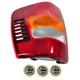 1ALTP00583-Jeep Grand Cherokee Tail Light & Socket Set
