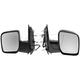 1AMRP00579-2007-08 Ford Mirror Pair