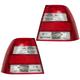 1ALTP00571-Volkswagen Jetta Tail Light Pair