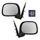 1AMRP00560-Dodge Mirror Pair
