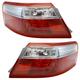 1ALTP00560-2007-09 Toyota Camry Tail Light Pair