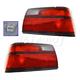 1ALTP00562-1988-92 Toyota Corolla Tail Light Pair