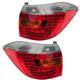 1ALTP00563-2008-10 Toyota Highlander Tail Light Pair