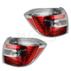 1ALTP00564-2008-10 Toyota Highlander Hybrid Tail Light Pair
