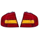 1ALTP00551-2000-04 Subaru Legacy Tail Light Pair