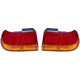 1ALTP00552-1995-99 Subaru Legacy Tail Light Pair
