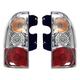1ALTP00558-2004-06 Suzuki XL-7 Tail Light Pair
