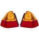 1ALTP00556-2002-07 Suzuki Aerio Tail Light Pair