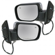 1AMRP00588-Mirror Pair Chrome Cap