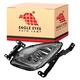 1ALFL00584-2011-13 Hyundai Elantra Fog / Driving Light Passenger Side