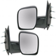 1AMRP00582-2009-13 Ford Mirror Pair