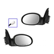 1AMRP00539-Chrysler PT Cruiser Mirror Pair