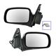 1AMRP00538-1999-02 Mercury Villager Nissan Quest Mirror Pair