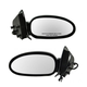 1AMRP00532-1997-02 Saturn SC Coupe Mirror Pair