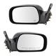 1AMRP00519-2002-06 Toyota Camry Mirror Pair