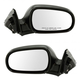 1AMRP00528-1990-93 Honda Accord Mirror Pair