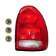 1ALTP00595-Tail Light & Socket Set Passenger Side