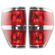 1ALTP00593-2009-13 Ford F150 Truck Tail Light Pair