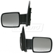 1AMRP00540-Honda Element Mirror Pair