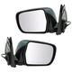 1AMRP00548-2001-07 Toyota Highlander Mirror Pair