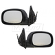 1AMRP00515-Toyota Sequoia Tundra Mirror Pair