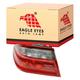 1ALTL01101-2000-02 Mercedes Benz Tail Light Driver Side
