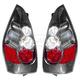 1ALTP00542-2006-07 Mazda 5 Tail Light Pair