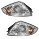 1ALTP00527-2008 Mitsubishi Eclipse Tail Light Pair