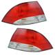 1ALTP00529-Mitsubishi Lancer Tail Light Pair