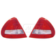 1ALTP00533-1997-98 Mitsubishi Mirage Tail Light Pair