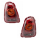 1ALTP00535-Mini Cooper Tail Light Pair