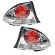1ALTP00523-2001 Lexus IS300 Tail Light Pair