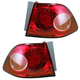 1ALTP00509-Kia Magentis Optima Tail Light Pair