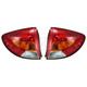 1ALTP00510-2002 Kia Rio Cinco Tail Light Pair