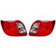 1ALTP00512-2006-11 Kia Rio Tail Light Pair