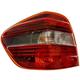 1ALTL01182-Mercedes Benz Tail Light Driver Side