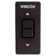 1AWES00090-1985-95 Chevy Astro GMC Safari Power Window Switch