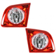 1ALTP00684-Chevy Malibu Malibu Hybrid Tail Light Pair