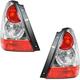 1ALTP00682-Subaru Forester Tail Light Pair