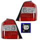 1ALTP00672-2006-07 Toyota Highlander Hybrid Tail Light Pair