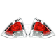 1ALTP00679-2006-09 Ford Fusion Tail Light Pair