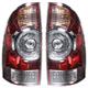 1ALTP00671-Toyota Tacoma Tail Light Pair