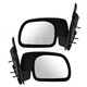 1AMRP00690-Ford Mirror Pair