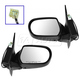 1AMRP00685-2001-02 Ford Escape Mirror Pair