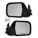 1AMRP00665-1992-95 Toyota 4Runner Mirror Pair