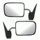 1AMRP00657-1994-97 Dodge Mirror Pair