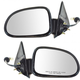 1AMRP00641-Dodge Dakota Durango Mirror Pair